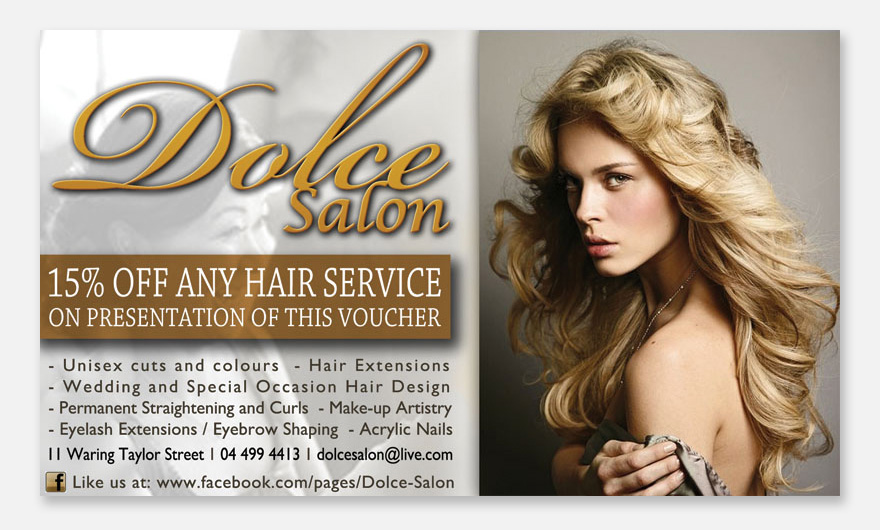 Dolce Flyer Concept One